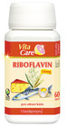 Vitaminy - Riboflavin (vitamin B2) 10 mg