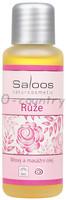 SALOOS Masážní olej Růže