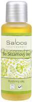 SALOOS Olej sezamový BIO lisovaný za studena