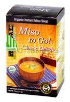 Muso Polévka instantní Miso Classic Blend BIO