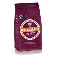 Cafe Direct Káva Cafedirect extra silně pražená