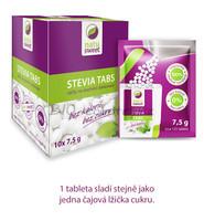 Natusweet Sladidlo ze stévie, 125 tablet