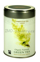 Hampstead Tea London BIO zelený čaj Hampstead v dóze