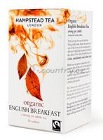 Hampstead Tea London BIO anglická směs černý čaj Hampstead