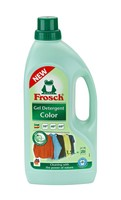Frosch Prostředek na praní barevného prádla - 1,5 l