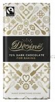 Divine Hořká čokoláda na vaření