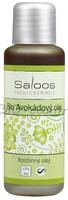 SALOOS Olej avokádový BIO lisovaný za studena