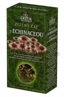 Grešík Zelený čaj s echinaceou